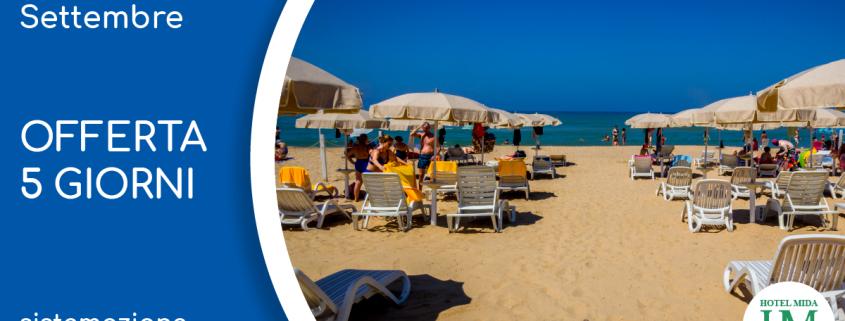 offerta settembre hotel sul mare sicilia ragusa