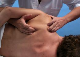 Massaggio Stretching Sportivo